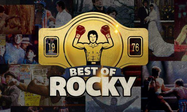 "Celebrate 40 Years of Balboa with the ""Best of Rocky"" Poll"