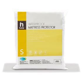 Waterproof Fitted Mattress Protector - Single Bed