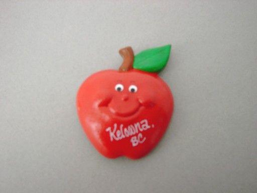 Apple magnet - Perfect teacher gift!