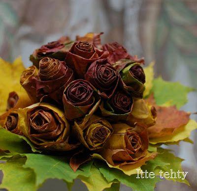 Itte tehty: Lokakuun ruusut