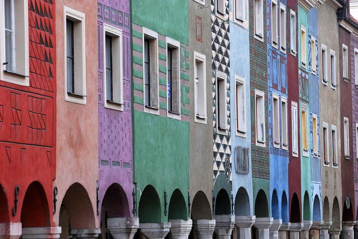 Poznań, Miasto, Stare Miasto, Architektura, Budynek