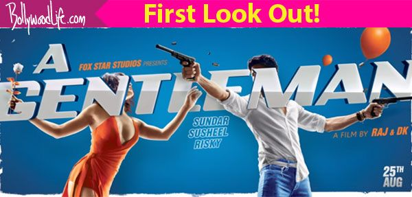 First look out! Sidharth and Jacqueline's Reloaded now called 'A Gentleman' – watch video #FansnStars