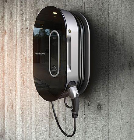 Hybrid / Electric Car Charging Station