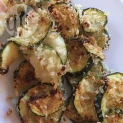Foto della ricetta: Zucchine gratinate al parmigiano
