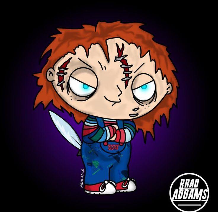 Chucky Griffin, Family Guy Family guy cartoon, 90s cartoon