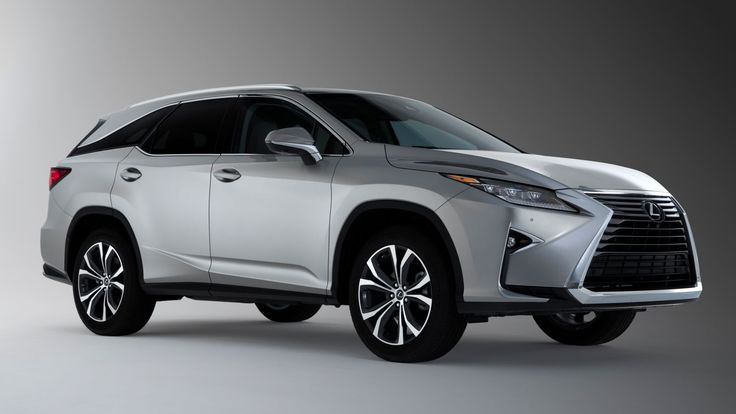 It's hard to imagine a luxury crossover more ubiquitous than the Lexus RX. But for years it's had one fatal flaw that has pushed buyers elsewhere and driven dealers to tears: it doesn't have a third row of seats. Today at the LA Auto Show, this oversight was corrected, and you can expect the 2018 Lexus RX L to print money for Toyota.