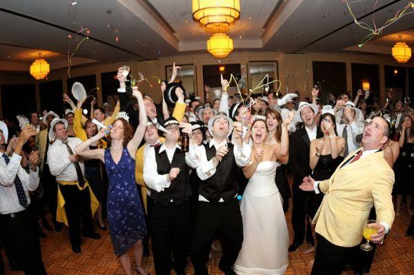 Sposarsi a Capodanno: idee per nozze a tema