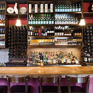 100 Best Bars in the South | Fig, Charleston, South Carolina | SouthernLiving.com