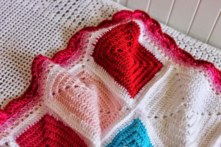 Garden Granny Blanket. . .