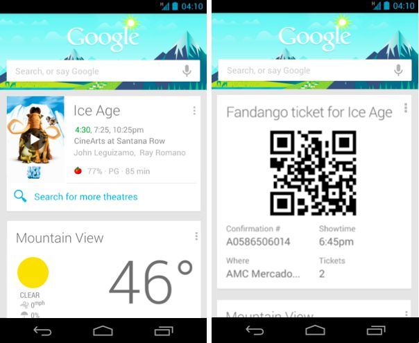 Google Now, is this the real personal digital assistant?