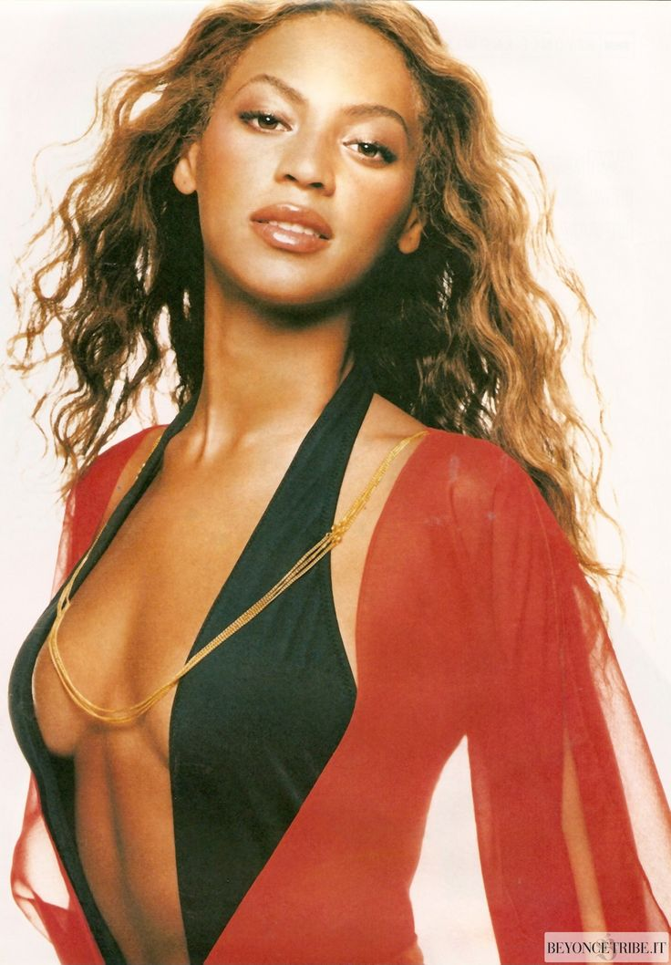 Scans Beyoncé FHM magazine - UK Oct 2003