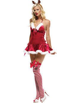 sexy santa outfit - Google Search