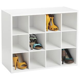 12-Pair Shoe Organizer | The Container Store
