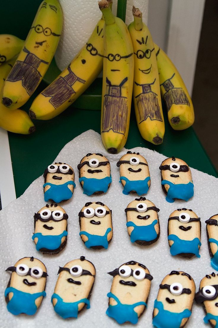 1000 Images About Minion Movie Night Ideas On Pinterest