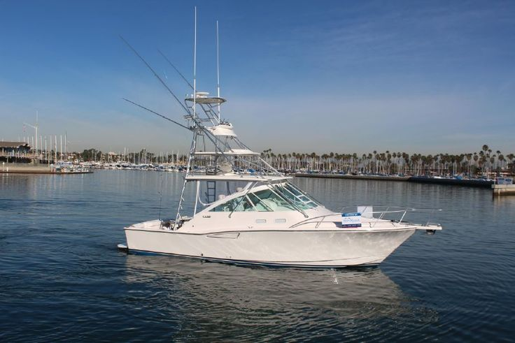 2007 35' Cabo Express in Long Beach, CA. SoldBoats