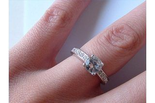 How to Clean White Gold Diamond Rings (with Pictures) | eHow