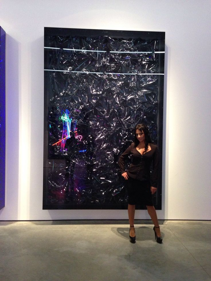 Anselm Reyle Gary Tatintsian Gallery. Art advisory services