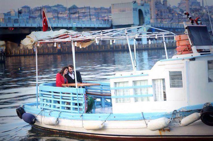 GALATA KLİP FOTOGRAFLARI İLK KEZ SİZLERLE ..