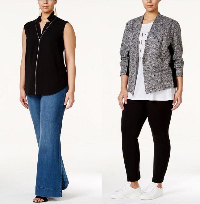 Изящный Chic Шери - Пышная Мода и стиль Блог: Рэйчел Рой Запуски Плюс размер Весна 2016 Коллекция