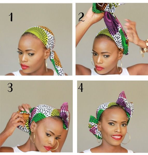 diy head wrap head wrap tutorial  head wraps for natural hair diy, how to do #he…   – Natural Hair Protective Hairstyles