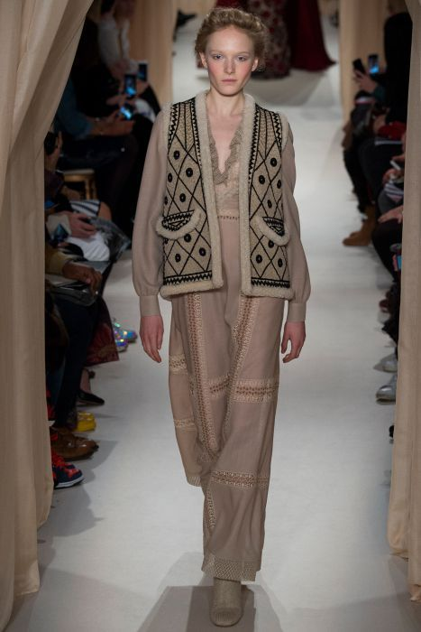 Valentino - Haute Couture Fashion Week Paris 2015 -Maja Salamon