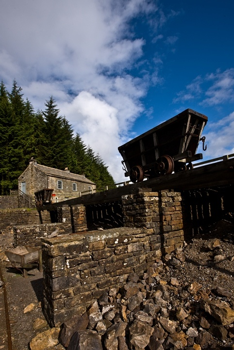 Killhope is a multi award winning Victorian Mining Museum, and a gold standard Green Tourism destination. Killhope offers a grand day out for the whole family, whether looking for fun or to immerse yourself in history. Equipped with mine hat, cap lamp and wellies, accompany one of our friendly guides on an unforgettable tour of Park Level Mine.