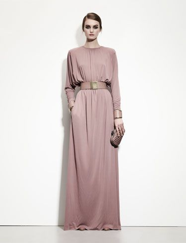 Bottega Veneta Pre-Fall 2013 #RunwayFashion
