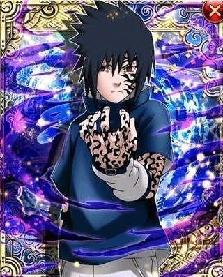 🍅🍙🍺 — 23.07 Happy Brithday Uchiha Sasuke || Naruto Game