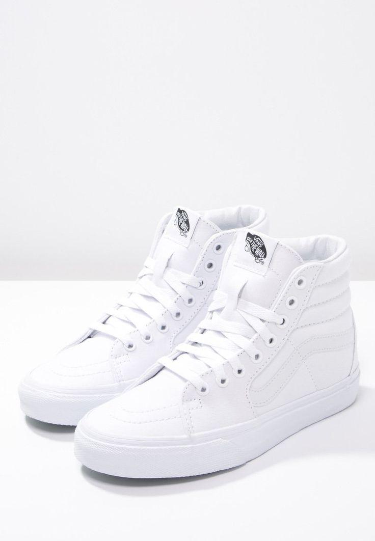 Baskets montantes Vans SK8 - Baskets montantes - true white blanc: 75,00 € chez Zalando (au 03/03/16). Livraison et retours gratuits et service client gratuit au 0800 740 357.