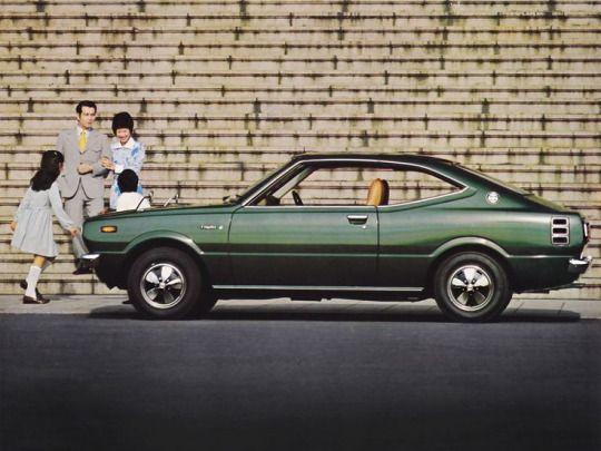 Toyota Corolla #ThrowbackThursday