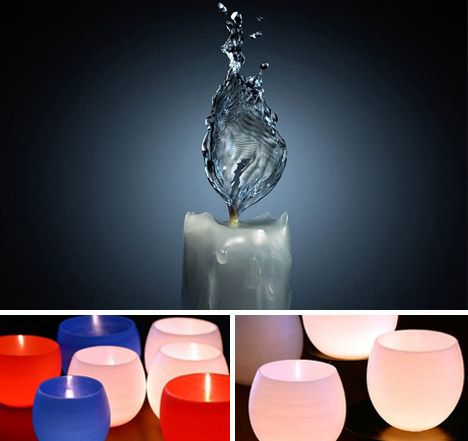 diy candle craft--easy, mildly dangerous.  For the older kids, perhaps.  Wish I'd known about this when weddings were being planned!