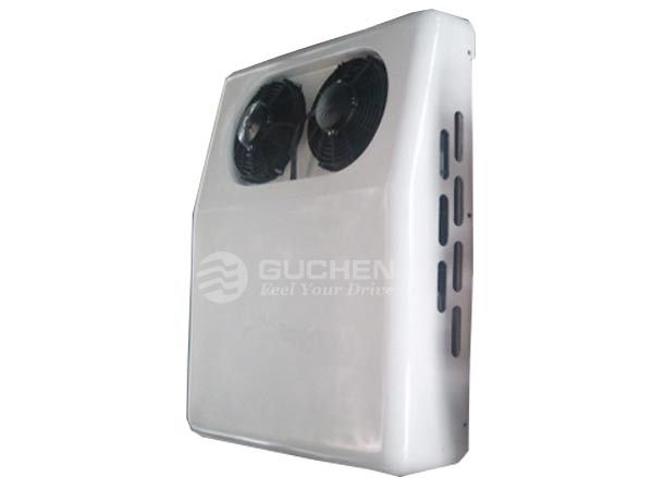 EP-02B Battery Powered A/C For Van  Description: As the specialist battery powered van rooftop air conditioner manufacturer, Guchen sales high quality 12V 24V electrical air conditioning for van, commercial vehicle, special vehicles.  Key words: Battery powered air conditioner for van,Battery powered rooftop air conditioner for van,rooftop air conditioner for van,rooftop air conditioner for van manufacturer