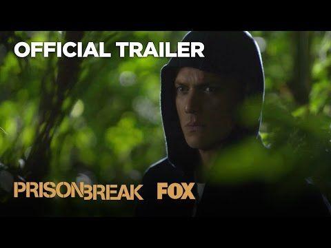 Трейлер пятого сезона сериала Побег/Prison Break