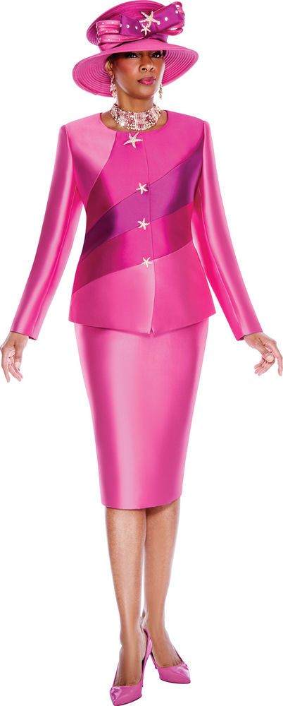 3645 SUSANNA FOR TERRAMINA 2 PC POLYESTER SUIT ON SALE FROM $249.00 T0 $99.00 #SkirtSuit