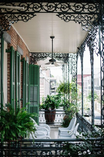 Local Milk Guide to New Orleans  pictured: soniat house, new orleans by Beth Kirby   {local milk}