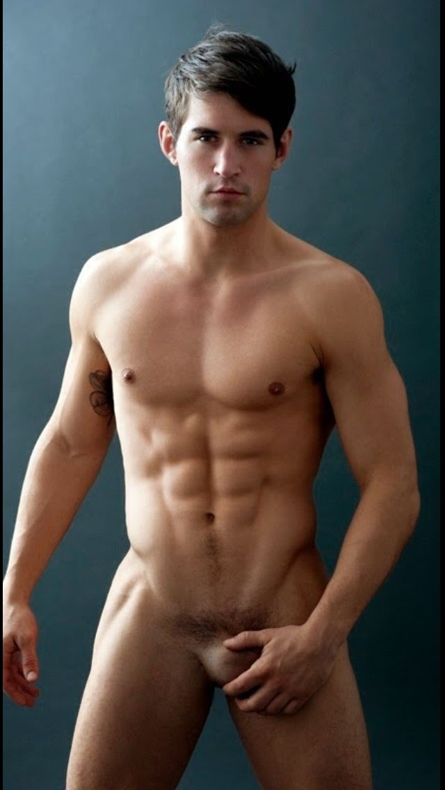 Fit guy naked series of pics