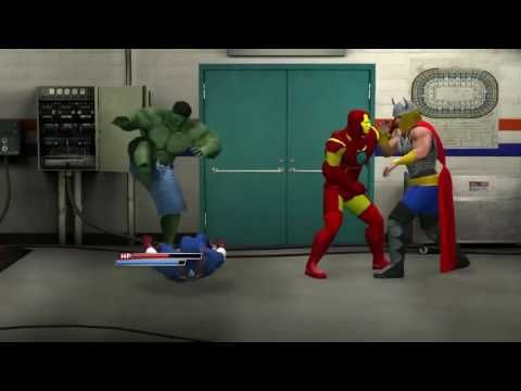 WWE 2K 15 Avengers Street Fight Hulk VS Captain America Vs Thor Vs Iron Man  Your Participation is really important to us and your also be counted a helper of helpless people. we have started making a long term goal with this channel and it is really dedicated to welfare activities for society dropped family and also a poor fund. Please subscribe our channel and help to others with us. We might be thanke to you.  http://ift.tt/2cgHyms https://twitter.com/EnTerTainNCTB http://ift.tt/2bVHpBw…