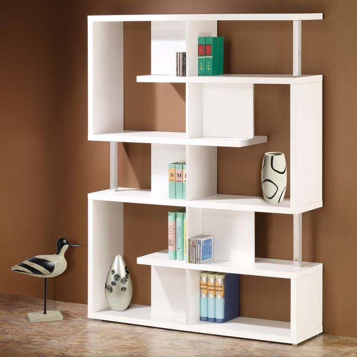 bookcases modern white finish bookcase buy sell trade furniture