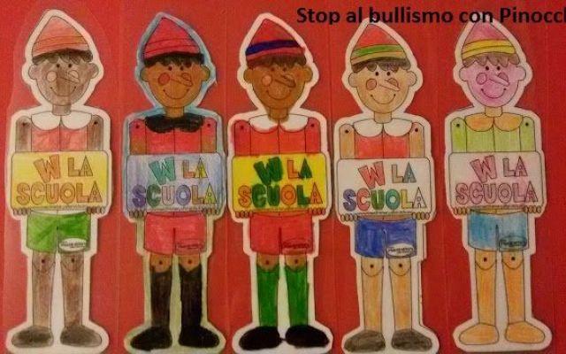 Il bullismo si sconfigge con Pinocchio. Un progetto da scoprire Pinocchio dice stop al bullismo. Si tratta di un progetto che mira a fare imparare a piccoli studenti, della scuola primaria, quali sono i rischi del bullismo. Attraverso la celebre marionetta di Pin #bullismo #scuola #progetto