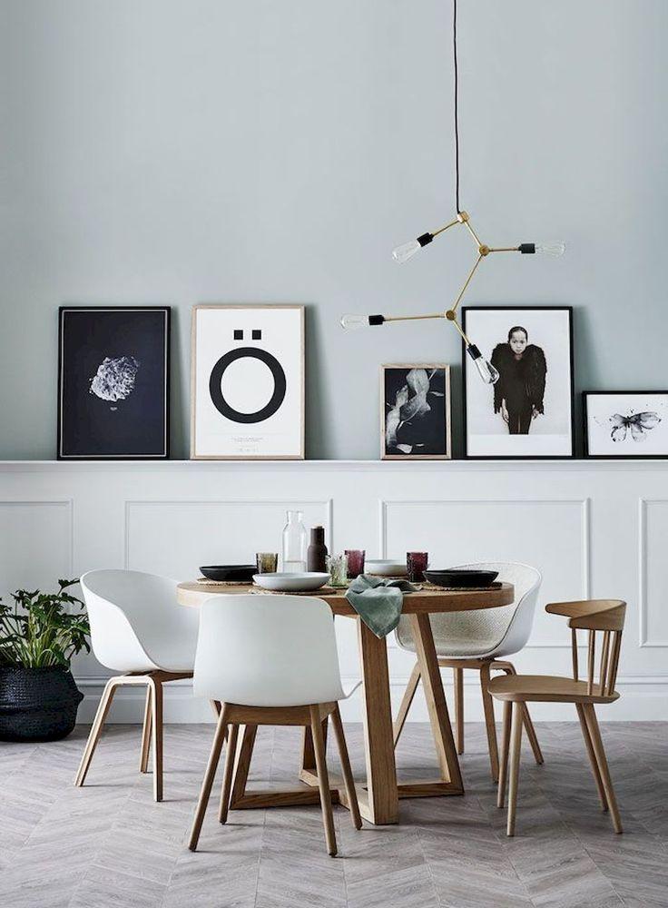 Nice 90+ Dreamiest Scandinavian Dining Room Design Ideas https://carribeanpic.com/90-dreamiest-scandinavian-dining-room-design-ideas/