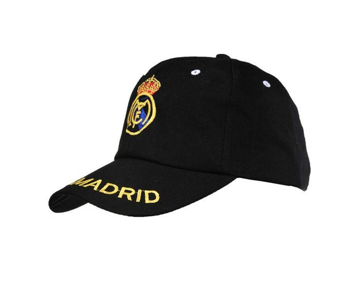 Real Madrid Cappelli Di Calcio Nero