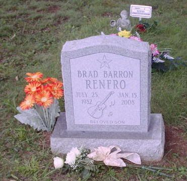 Brad Renfro, 1982-2008 (cause of death: Heroin Overdose)