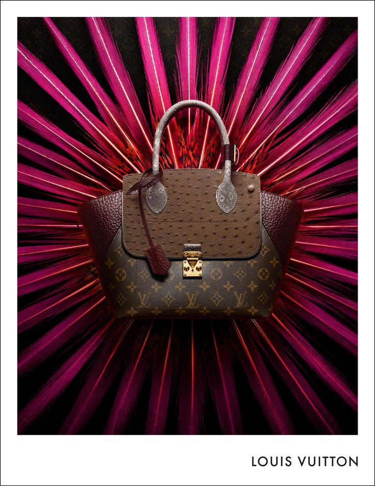 Vuitton advertising