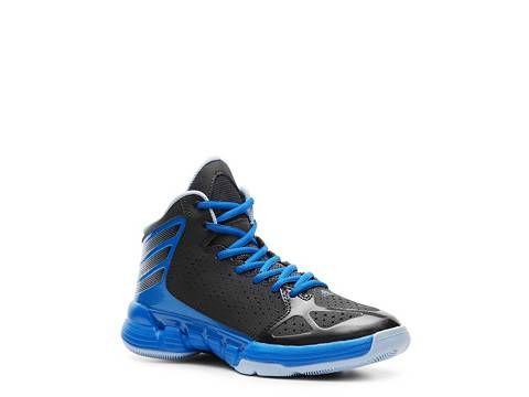 Adidas Mad Handle J Boys Youth Basketball Shoe   DSW