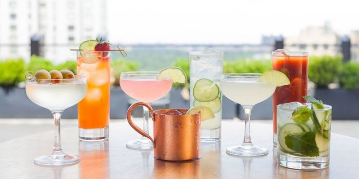 8 Kicked Up Classic Vodka Cocktails: From the Moscow Mule to the Cosmopolitan, these riffs on the classics taste best when drunk outdoors.