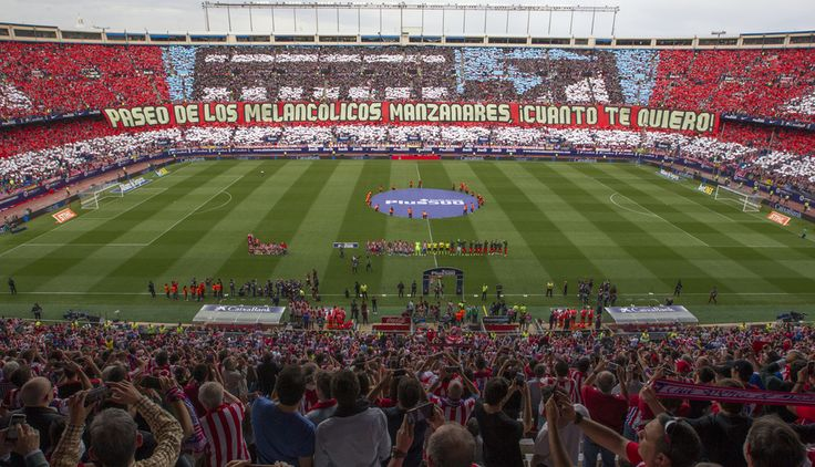 Temp. 16/17 | Atlético de Madrid - Athletic | Tifo