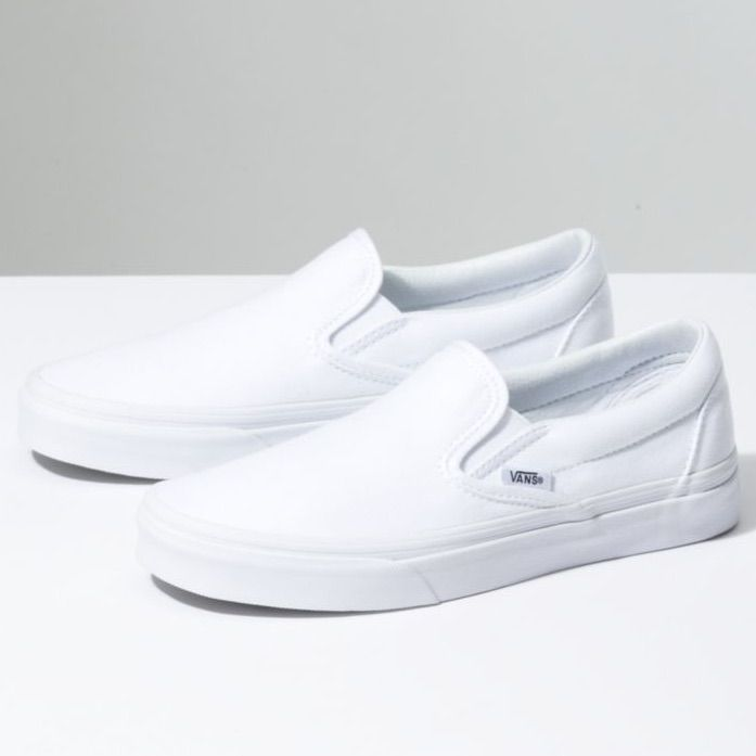Vans | Classic Canvas Slip-on in 2020