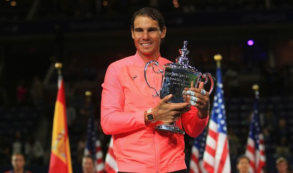 US Open 2017: Rafa Nadal has more bite than ever