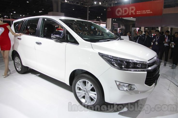 #Toyota #Innova #Crysta bookings unofficially open at INR 50,000 –