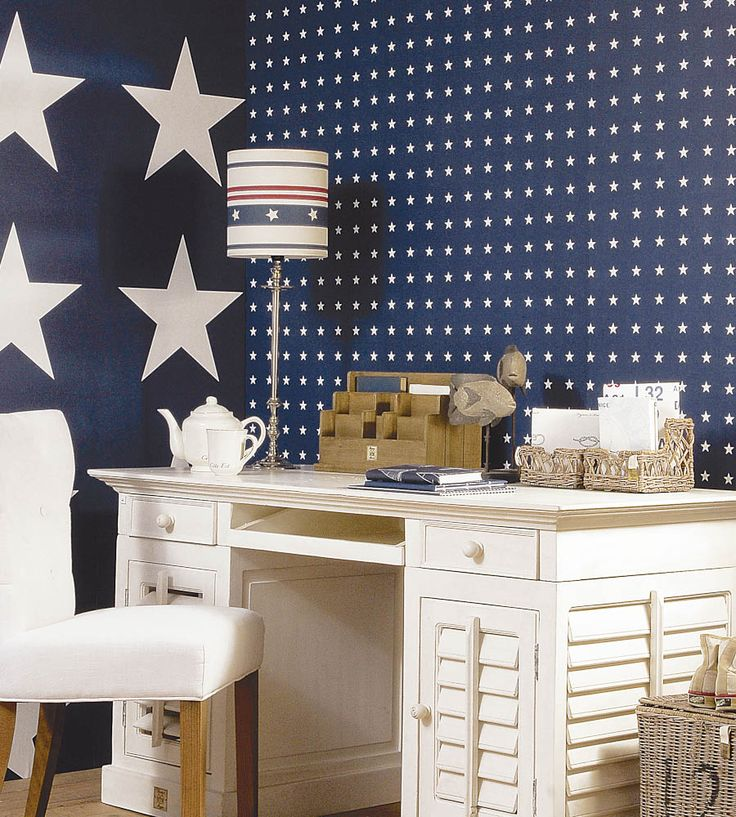 Small Stars Wallpaper by Brian Yates | Jane Clayton